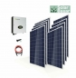 Mobile Preview: Solar-Basar 2200 Watt PV Solar Anlage